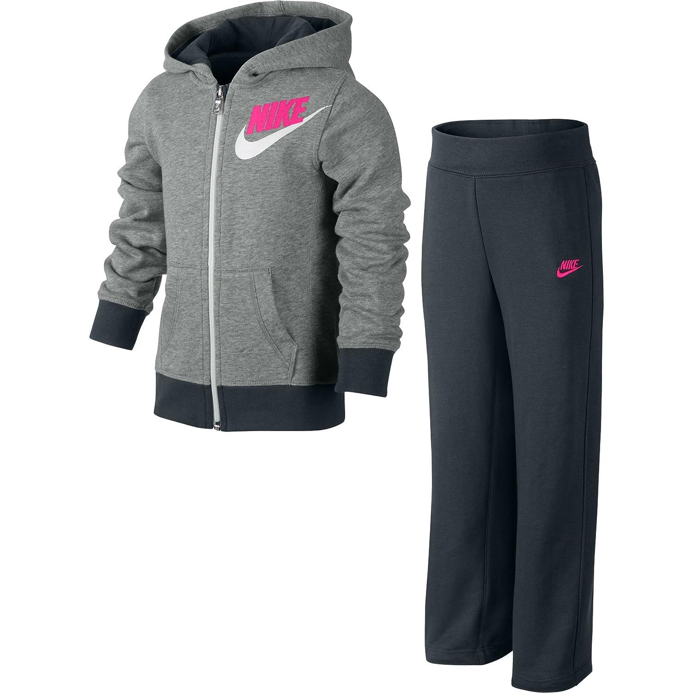 Nike Girls Warm-Up Tracksuit - Chándal de fitness para niñas ...