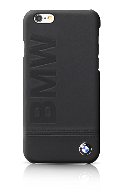 super popular fbb80 fec76 BMW CG Mobile Hard Case For iPhone 6 Plus/6S Plus- Slanted Logo - Black