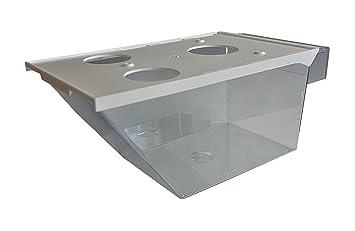 Küchenschütte sonja küchenschütte mit deckel amazon de küche haushalt