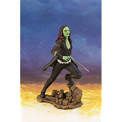 Kotobukiya MK269 Infinity War Movie Gamora Artfx+ Statue (12 Piece): Toys & Games