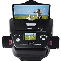 DIGITNOW! 10MP Film Scanner, 35mm Negative/Slide/Photo High Resolution Scanner,Photo/Name Card/Film to Digital Converter for Save in SD Card