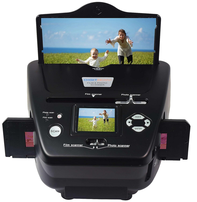 DIGITNOW! 10MP Film Scanner, 35mm Negative/Slide/Photo High ...