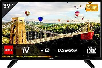 Hitachi 39he4005 Televisor 39 LCD IPS Direct Led Fullhd 600hz ...