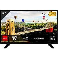 Hitachi 39he4005 Televisor 39'' LCD IPS Direct Led Fullhd 600hz Smart TV WiFi