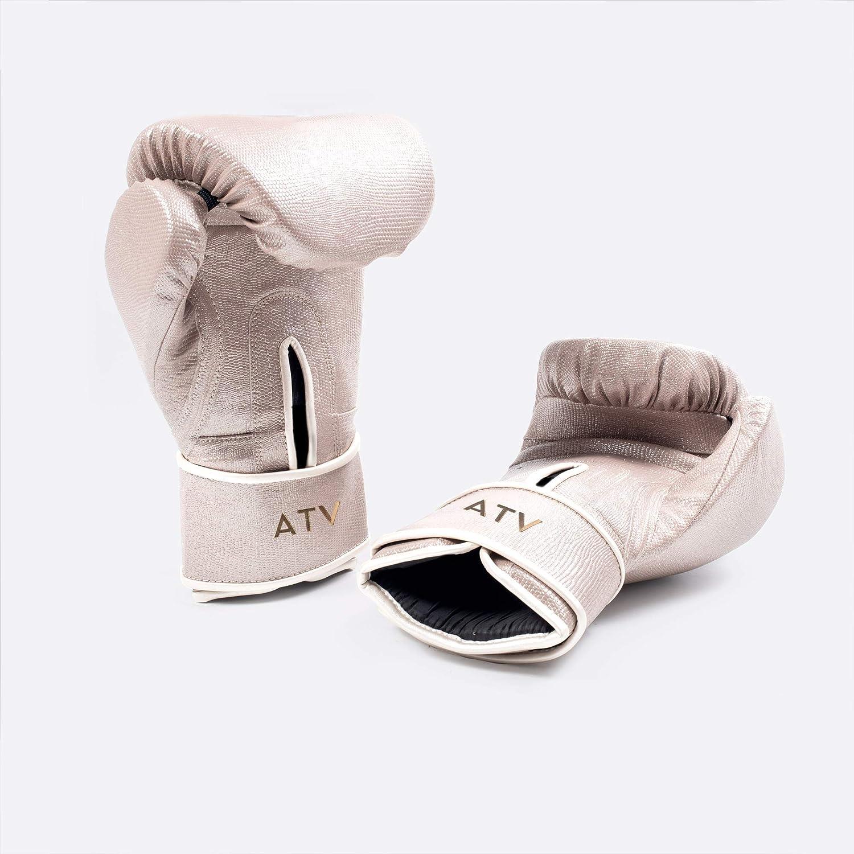 Splendore Boxing Gloves Shiny Sand boxing training gloves for women