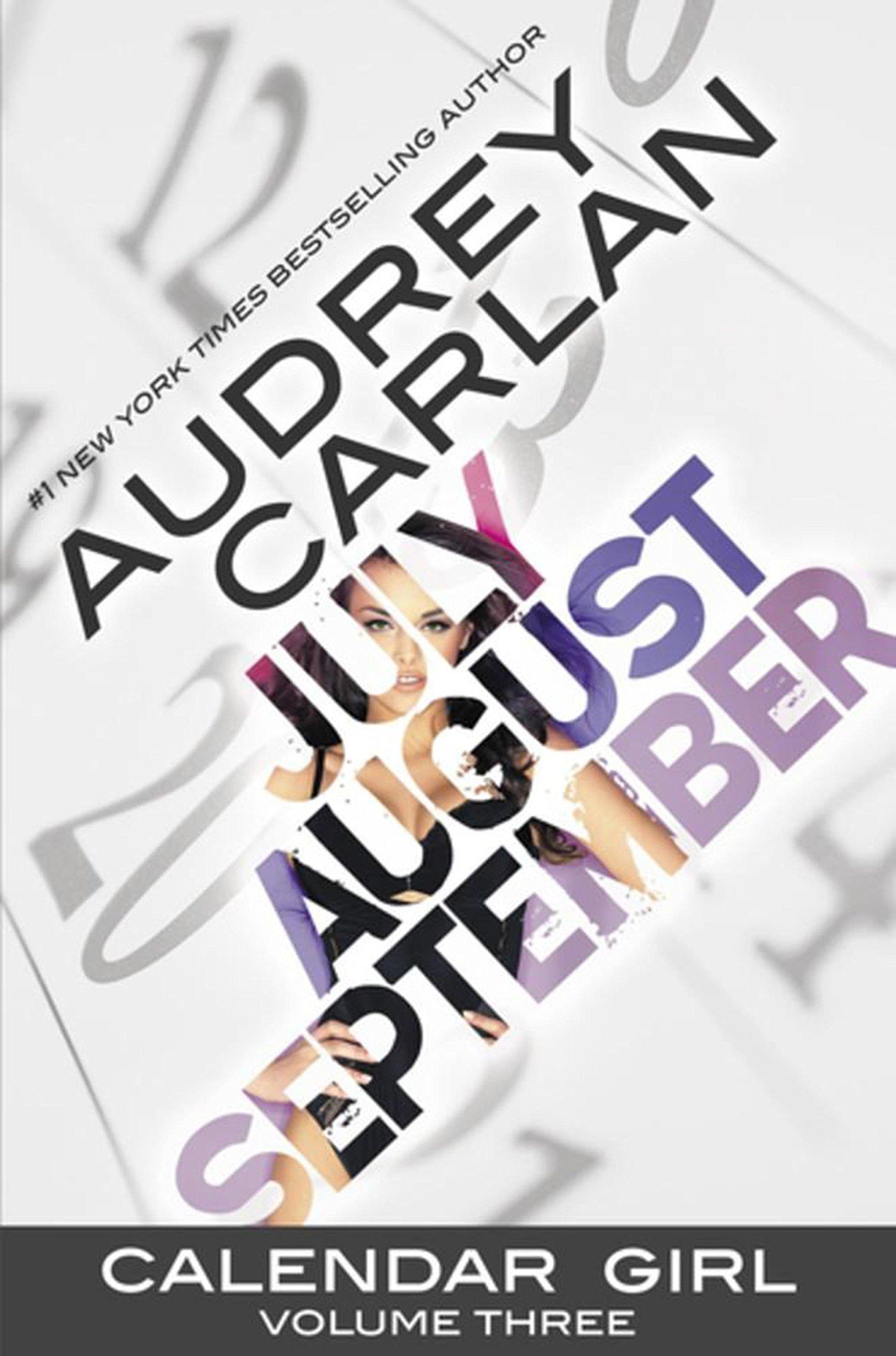 Calendar Girl Volume Three Audrey Carlan Amazon