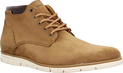 Boots ville SCHMOOVE SHAFT MID NOIR