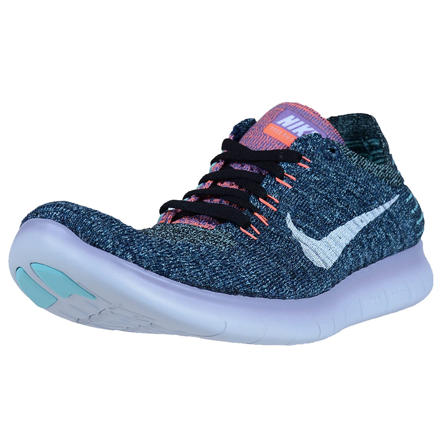 Nike Free Rn Flyknit Running Women s Shoes Size