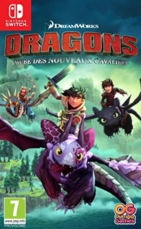BANDAI NAMCO Entertainment Dragons Dawn of New Riders, Nintendo ...