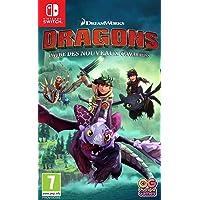 Dragons : L'aube des nouveaux cavaliers pour Nintendo Switch