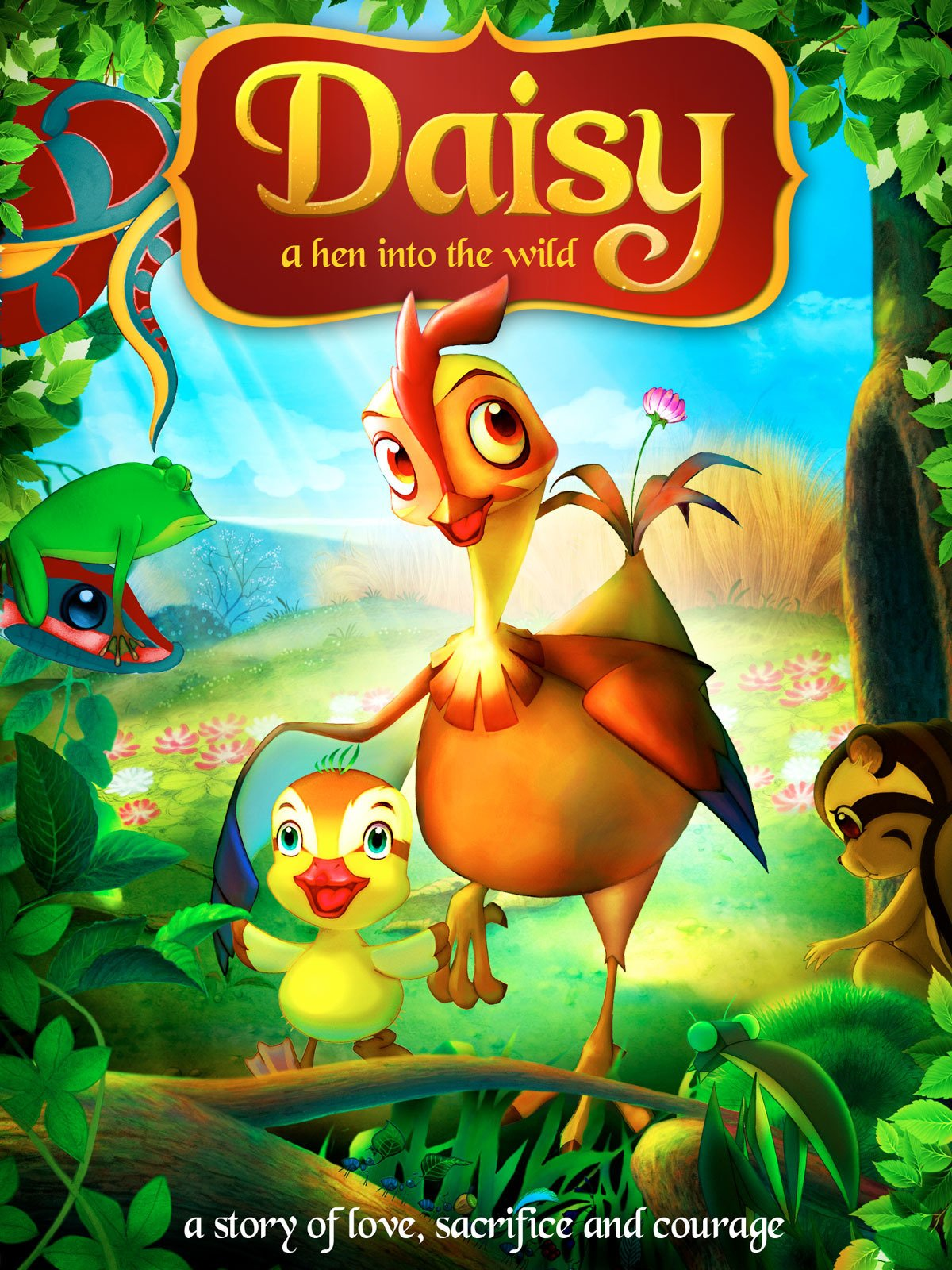 Daisy: A Hen Into the Wild on Amazon Prime Video UK