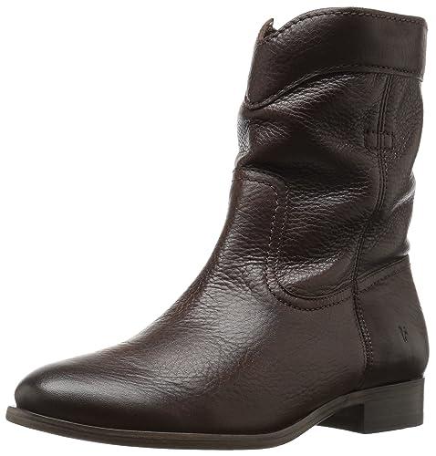 6e4340dab0c FRYE Women's Cara Roper Short Boot