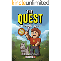 The Quest: Moon's Revenge (Book 17): No Way Out (An Unofficial Minecraft Book for Kids Ages 9 - 12 (Preteen) (The Untold Story of Steve)