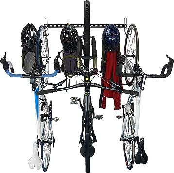 GearHooks - Gancho de Pared para Bicicleta, 3 Ganchos de ...