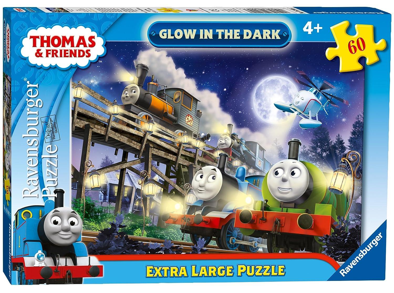 Ravensburger Thomas & Friends, XXL 60pc Glow in the Dark Jigsaw Puzzle