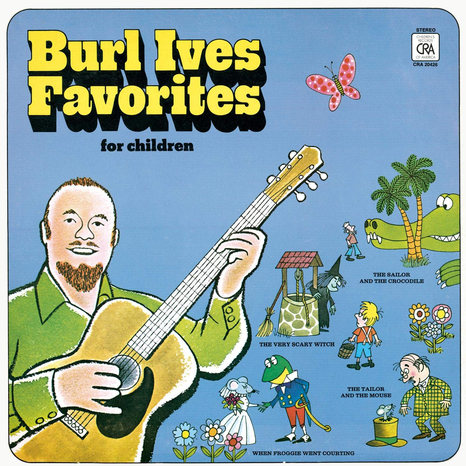 Burl Ives: Favorites for Children by SHOUT! FACTORY