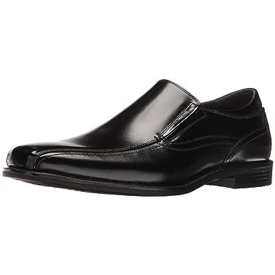 Florsheim Men's Portico Bike Toe Slip on Oxford   Shoes