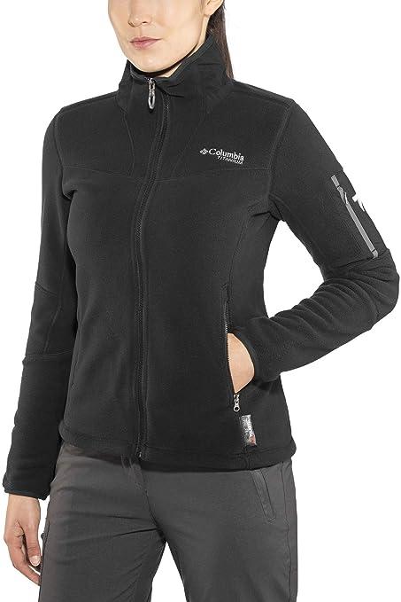 Jacket Women Ii Black Titan 2018 2 Columbia 0 Fleece Pass iOkXuTPZ