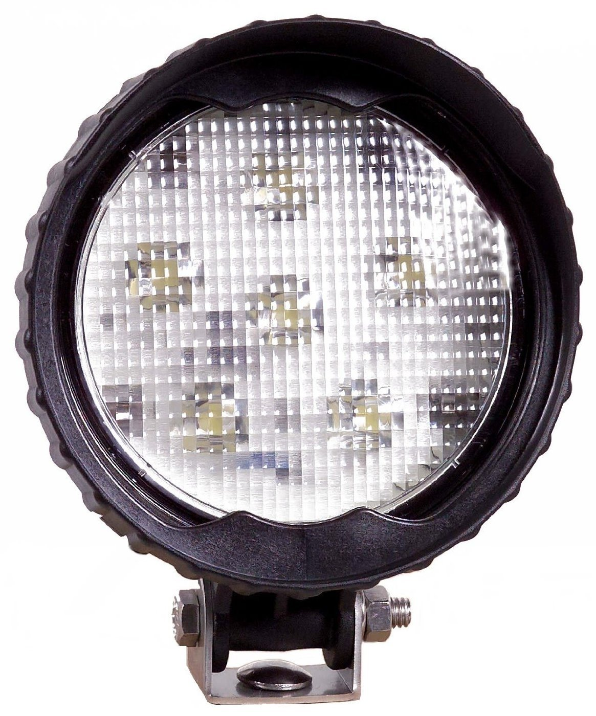 Maxxima MWL-01 4-1/2'' Heavy Duty LED Work Light 6 LED's