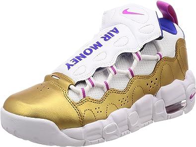 Nike Kids Air More Money Sneaker (GS