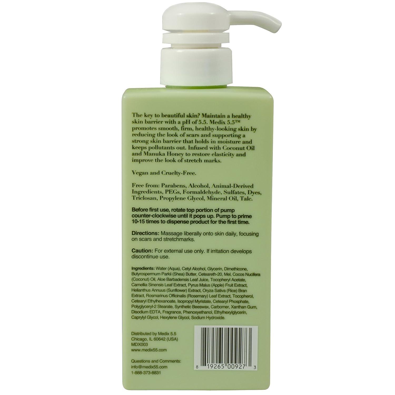 Medix 5 5 Coconut Oil Cream and Manuka Honey  Moisturizing Repair cream  rehydrates skin