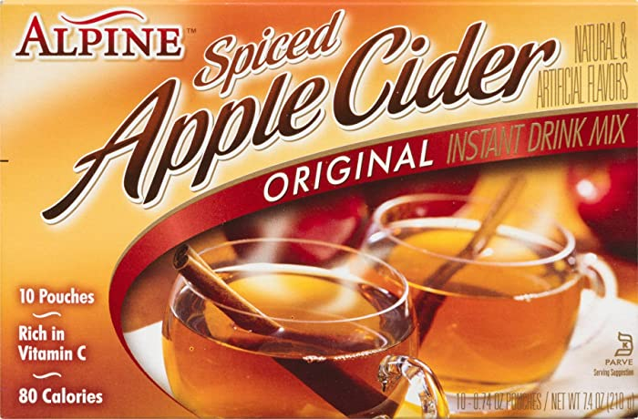 Top 9 Apple Cider Spiced