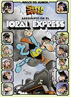Superlópez XXL (Magos del Humor Superlópez 189): Amazon.es ...