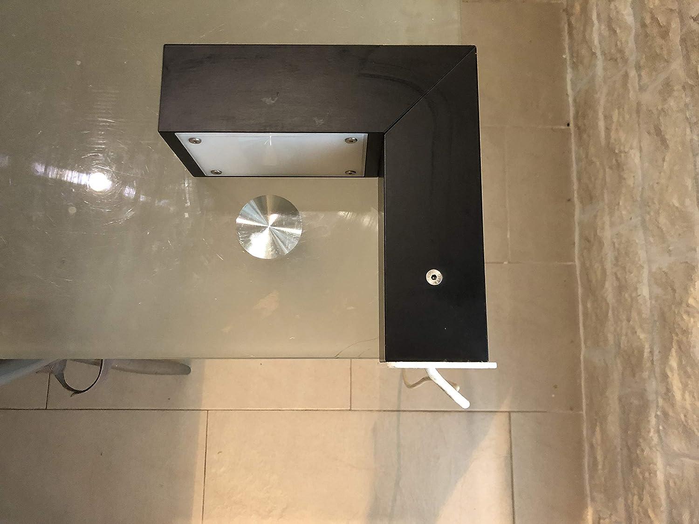 Flos lampada da soffitto o parete per esterni flos adj led