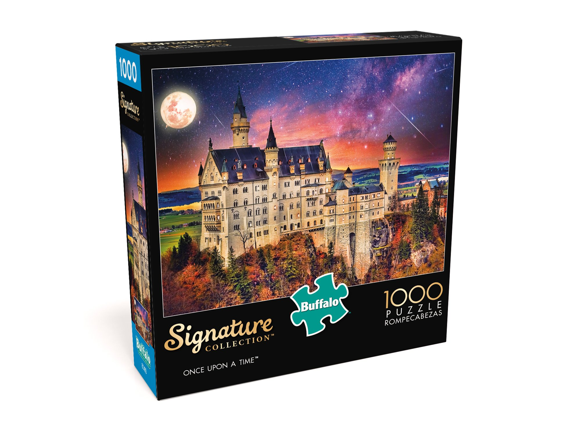 Buffalo Games - Signature Collection - Once Upon a Time - 1000 Piece Jigsaw Puzzle by Buffalo Games (Image #3)
