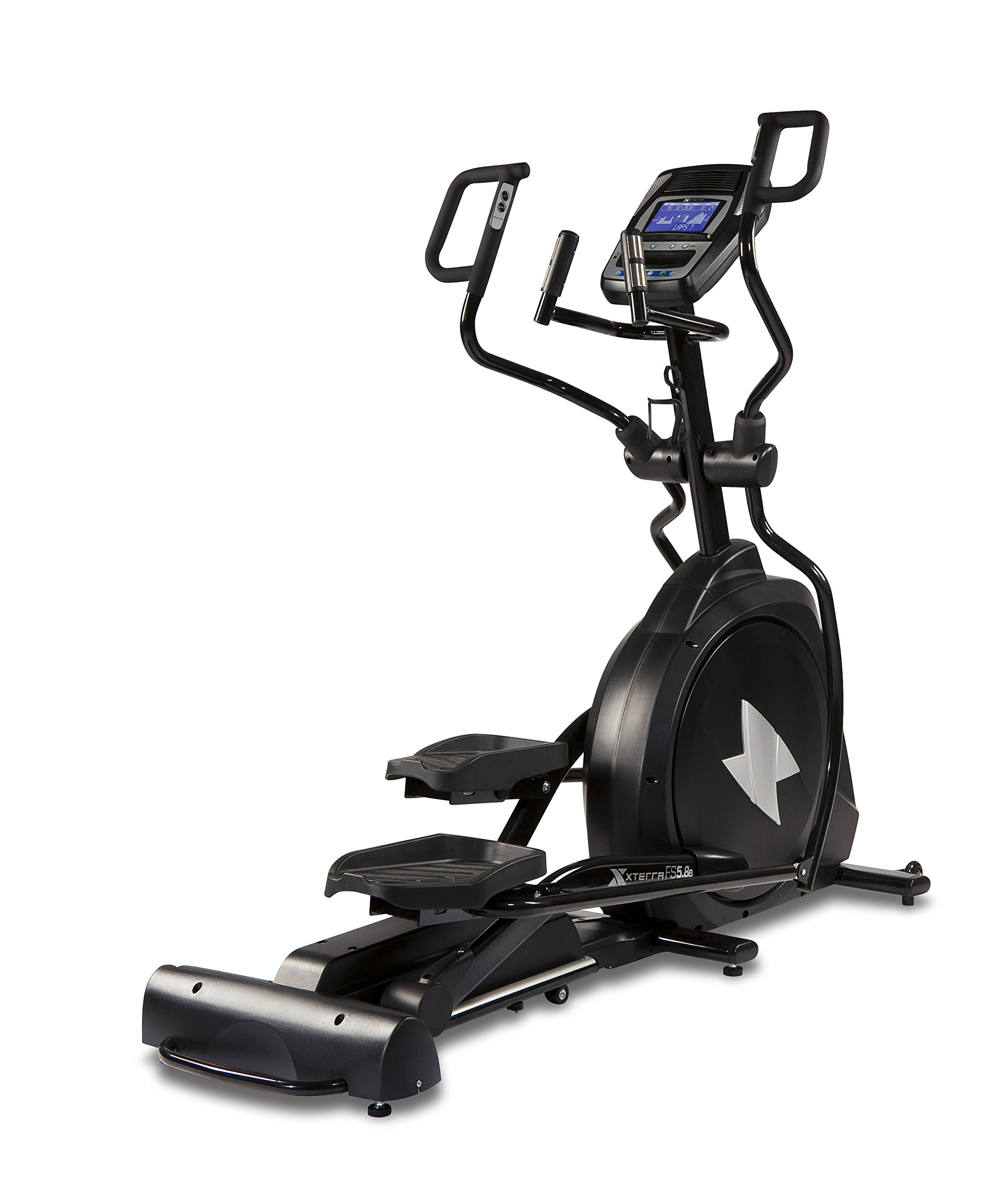Xterra Fitness FS5.8e Elliptical Trainer, Black