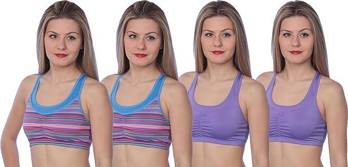 1f0f575baa7db Amazon.com  Hanes Comfort Flex Fit Bras (4 Pack)