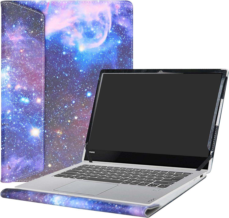 "Alapmk Protective Case Cover for 13.9"" Lenovo Yoga 920 920-13ikb / Yoga 910 910-13ikb Laptop(Not fit Yoga 930/Yoga 900),Galaxy"