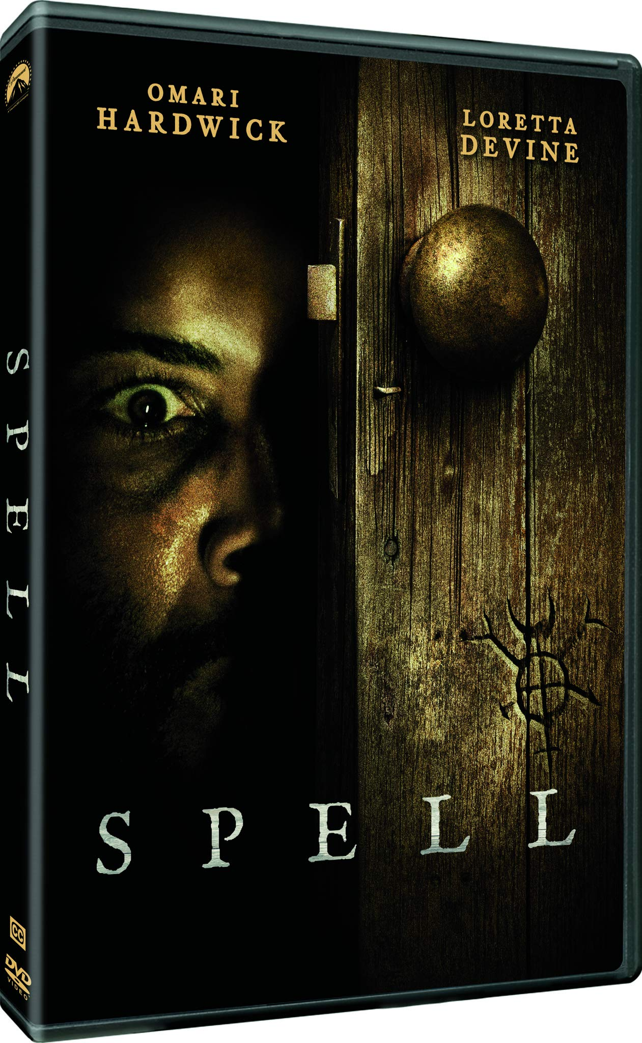 Book Cover: Spell.
