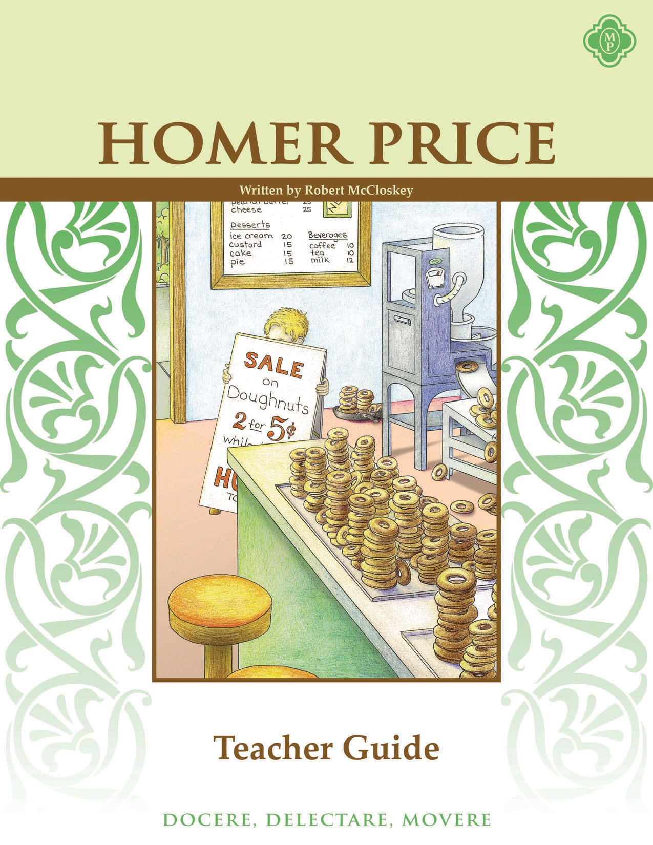 Download Homer Price, Teacher Guide PDF