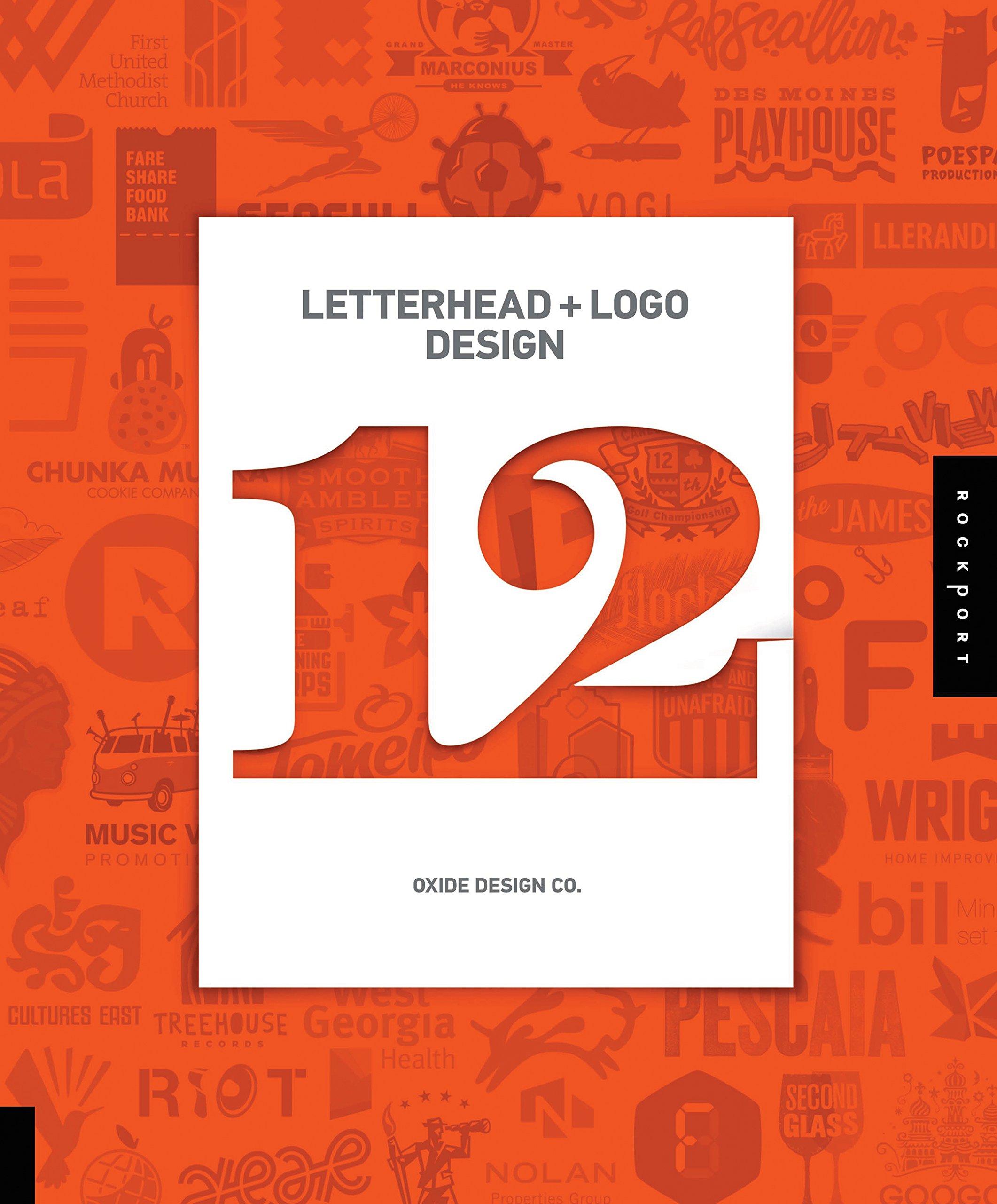 Letterhead and Logo Design 12 ebook