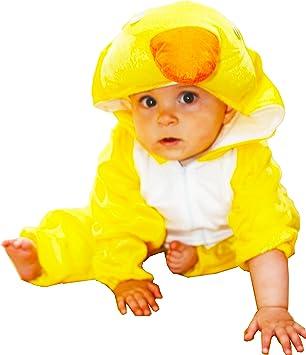 Fun Play disfraz animal pato patito para niño- animal Onesie pato patito  para 851ff7638eee