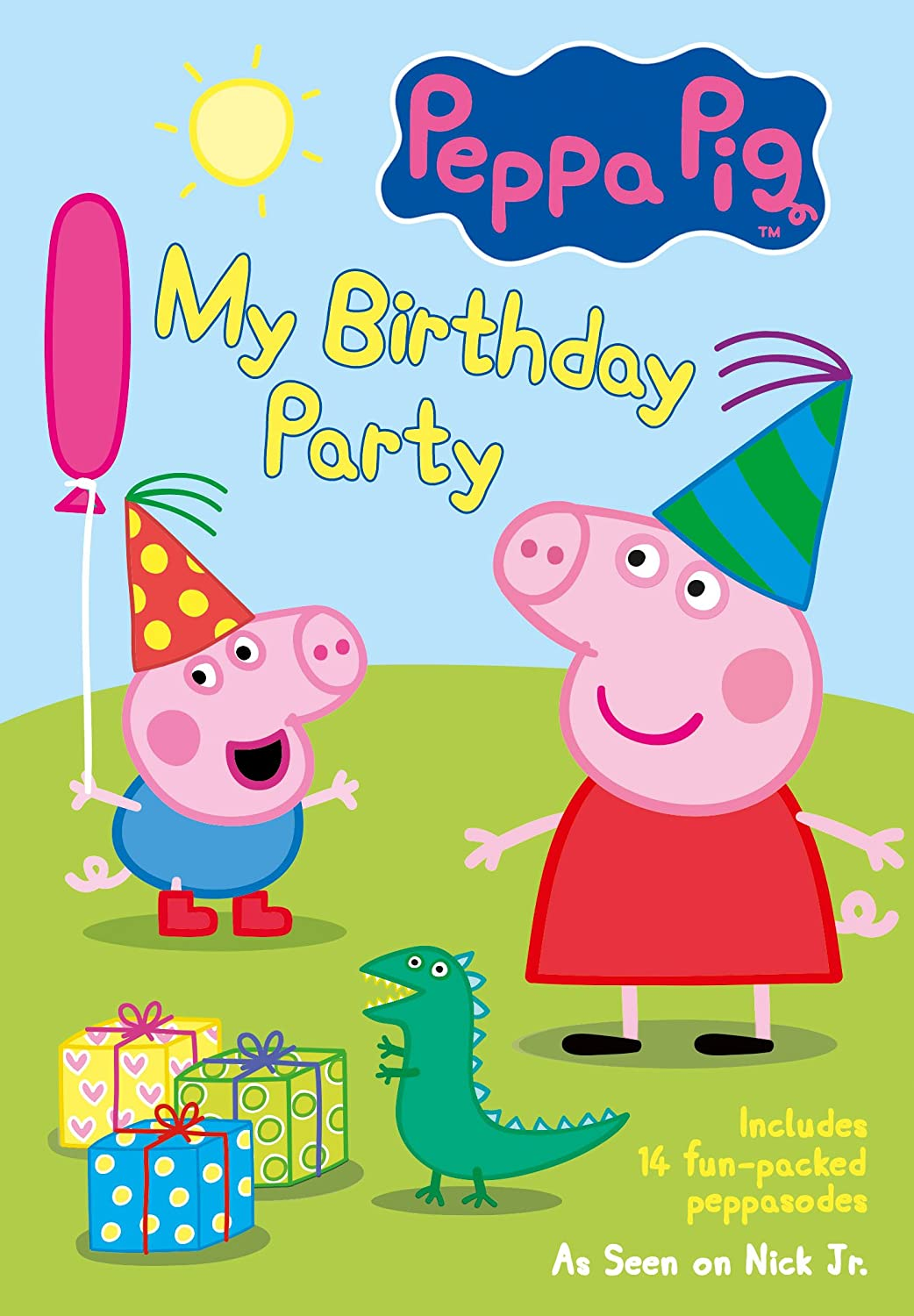 amazon com peppa pig my birthday party n a movies u0026 tv