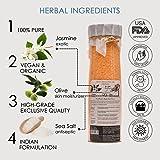 Jasmine Bath Salt with Essential Oil by