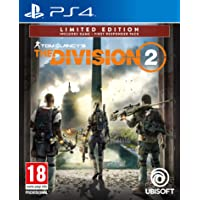 Tom Clancy's The Division 2 Limited Amazon Edition (Exclusive to Amazon.co.uk) (PS4)