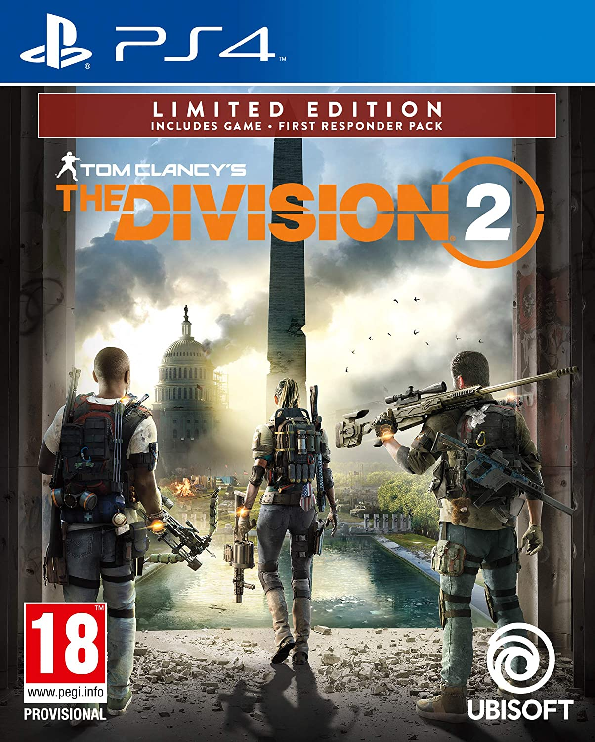 Tom Clancy's The Division 2 Limited Amazon Edition