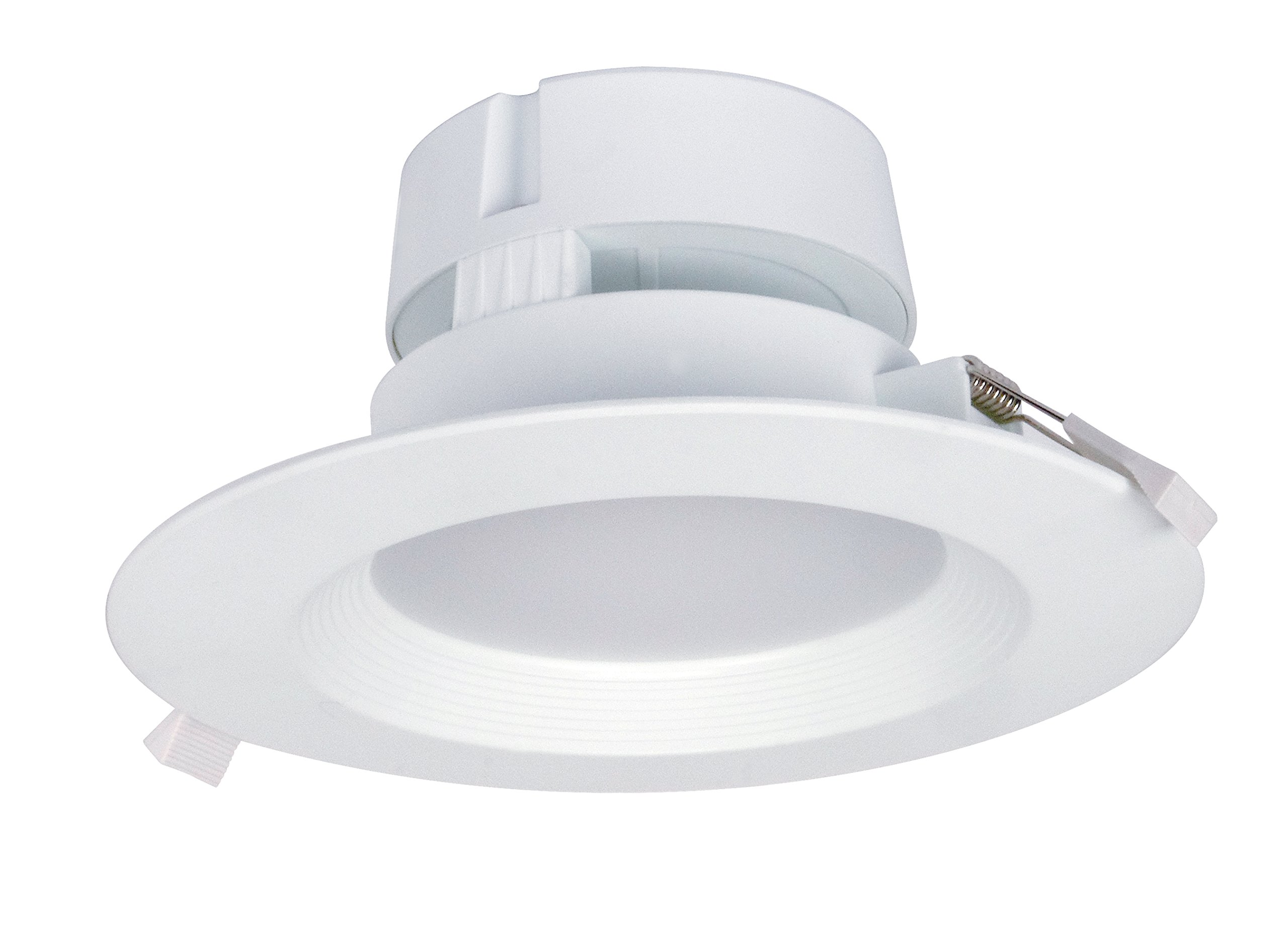 Satco S9027 LED Wet Location Downlight with Integrated IC Rated J-Box for Direct Wire, 6 inch