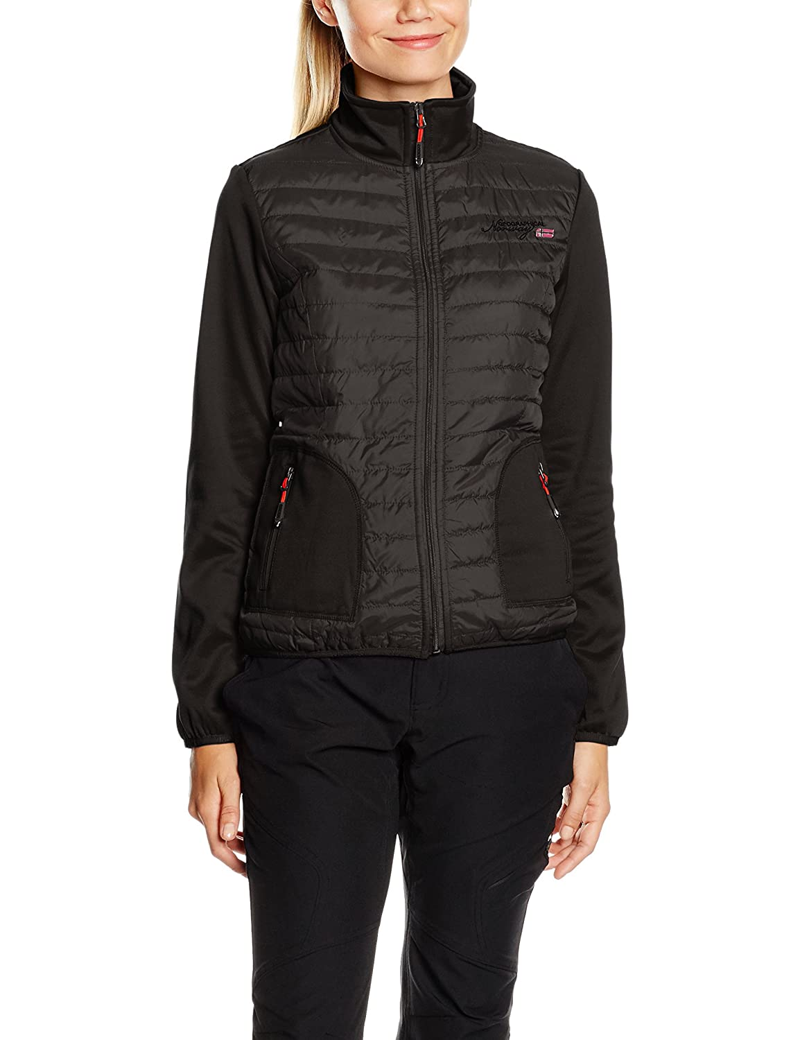 TALLA XL. Geographical Norway Tansa Lady Chaqueta para Mujer
