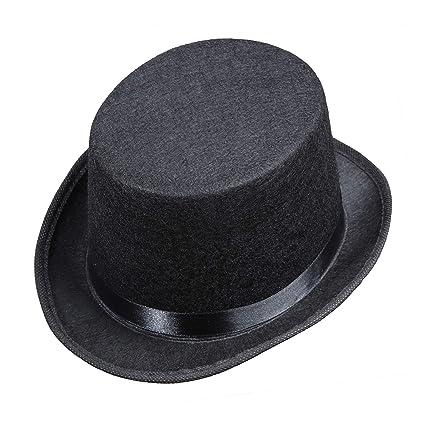descuento más bajo gran inventario mejores zapatos Sombrero de copa para niños Widmann 1397T, talla única ...
