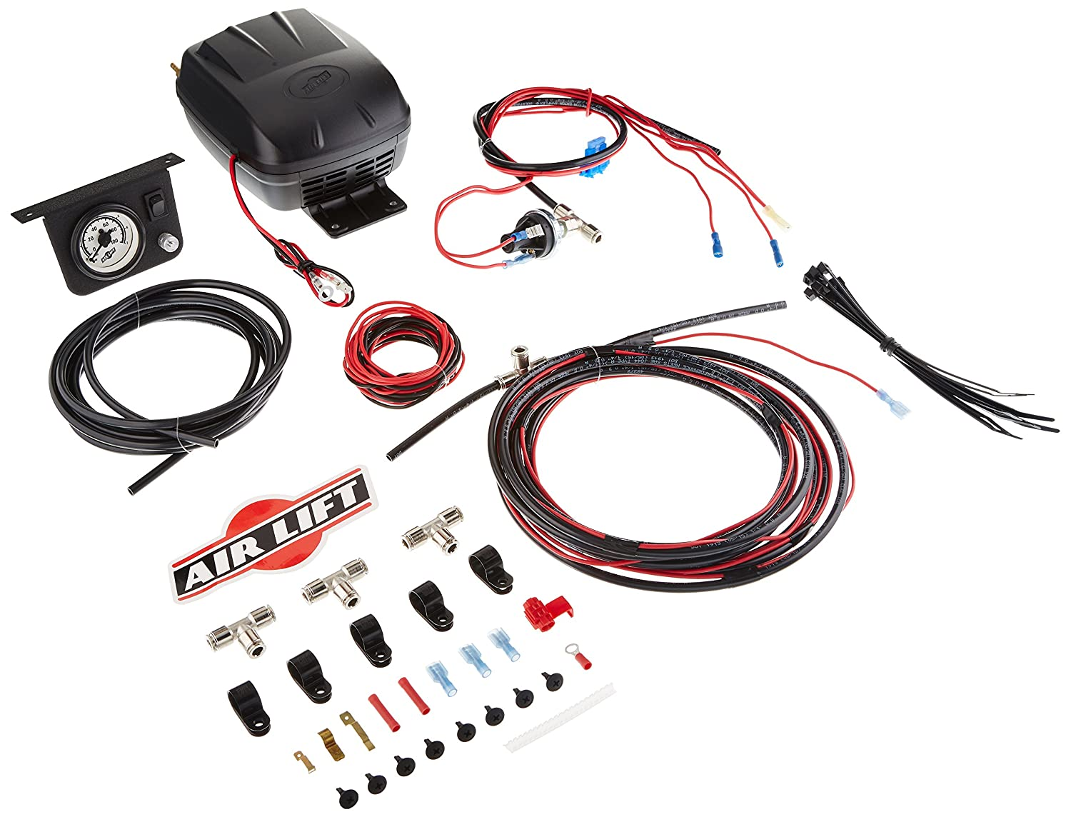 Amazon com air lift 25592 load controller ii on board air on air lift suspension wiring diagram air lift remote controller instructions Chassis Wiring Diagram