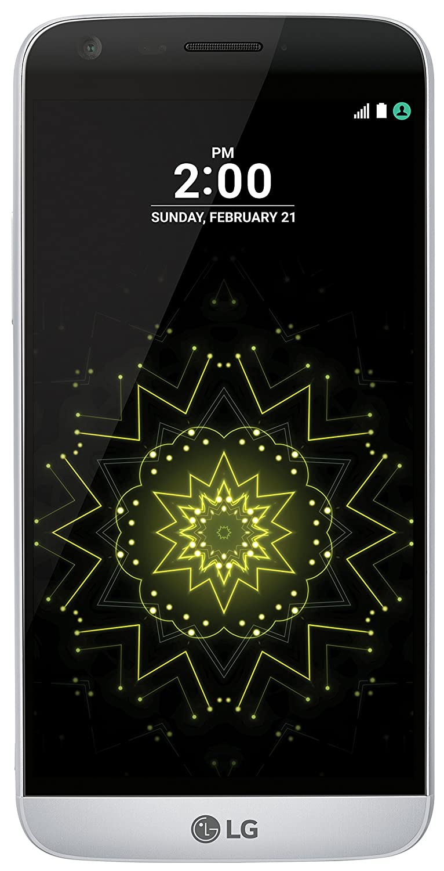 LG G5 Unlocked Phone, 32 GB - US Warranty (Silver)