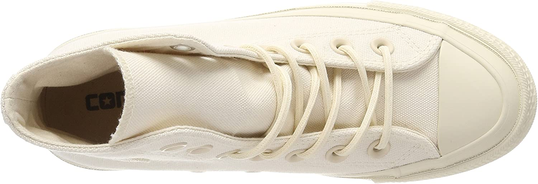 Converse Chuck Taylor All Star Lift Ripple High Sneakers voor dames Beige (Beige Beige)