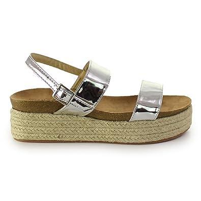 Vives Shoes Avec Jute 1283 Compensées En Sandales 112 Semelle qSVMUzp