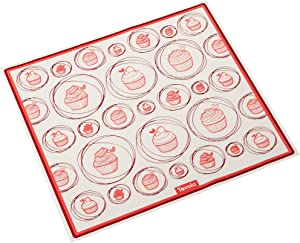 Tovolo Silicone Cookie Sheet, Non-Stick, No-Burn Baking, Heat-Resistant to 600ᴼF