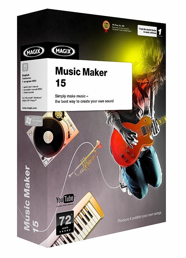 Magix music maker 15 soundpools free download sevenfriend.