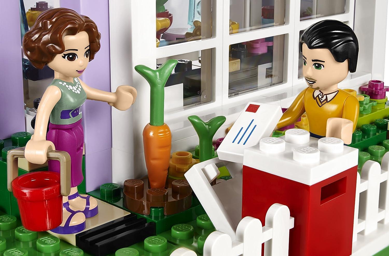 Amazon.com: LEGO Friends Casa Emma diseño de la 41 095: Toys ...